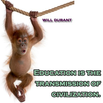 Quote of the Day - The Meaning of Education