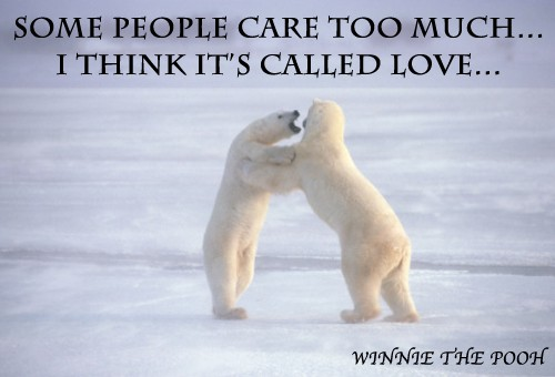 Quote of the Day - Caring for Others