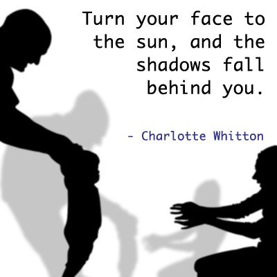 Quote of the Day - Shadows Falling