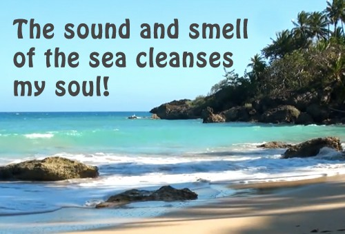 Quote of the Day - Soul Cleansing